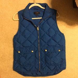 Women's M Jcrew Vest
